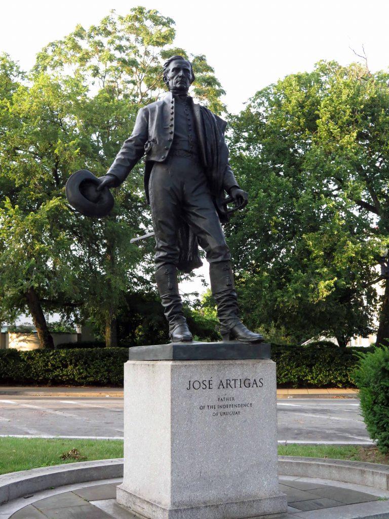 Statue de José Artigas